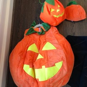 Pottery Barn Kids Pumpkin